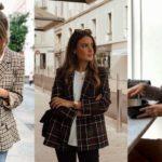 2019 Sonbahar Blazer Ceket Modelleri