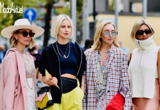 2020 İlkbahar Kadın Modası