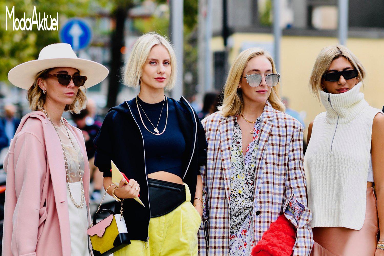 2020 ilkbahar kadın modası