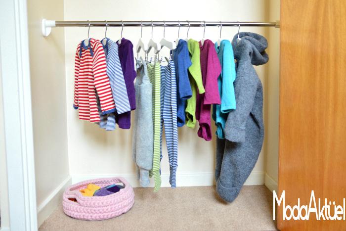çocuk kıyafet seçimi