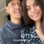 Amine Gülşe ve Mesut Özil'i koronavirüs ayırdı