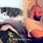 Halil Sezai, saçlarını kestirdi