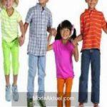 Çocuklarda büyüme testi