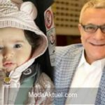Mehmet Ali Erbil torununu gösterdi
