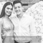 Mesut Özil'den eşi Amine Gülşe romantik kutlama