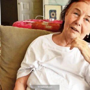Fatma Girik: Evden çıkmadım