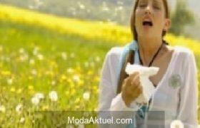 Tedavi edilmeyen alerjiler astıma dönüşebilir