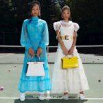 FENDI'NİN YENİ YÜZLERİ: CHLOE X HALLE