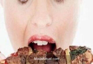 Kurban bayramında 4 günlük zayıflatan diyet