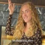 Adele, yeni imajıyla beğeni topladı