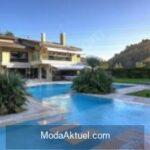 Ajda Pekkan villasını 38 milyon liraya satışa çıkardı