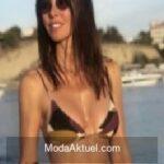 Defne Samyeli'nin bikinili pozları sosyal medyayı salladı