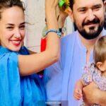 Seda Bakan'ın kızı Leyla 1 yaşında