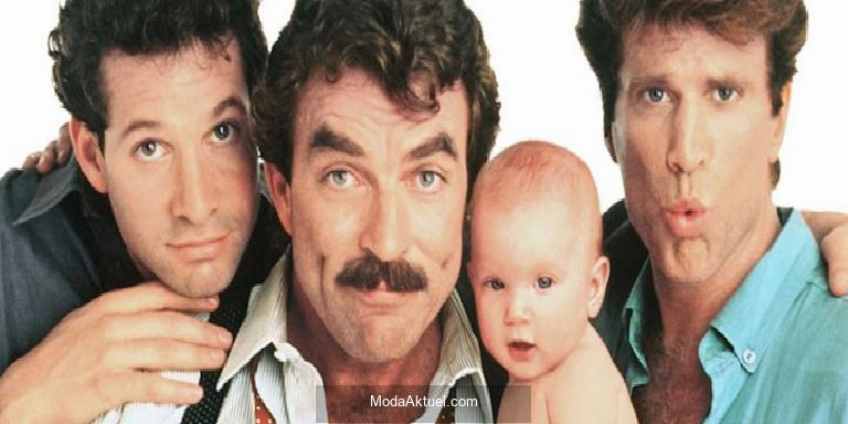 'THREE MEN AND A BABY' FİLMİ YENİDEN ÇEKİLİYOR