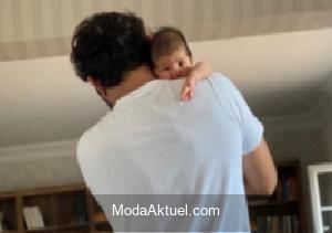 Necip Memili, kızıyla yaptığı dansı paylaştı