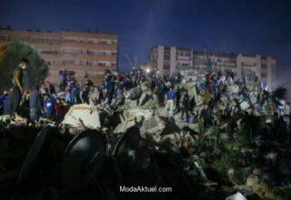 İzmir'de deprem: 12 kişi hayatını kaybetti, yaralı sayısı en az 438