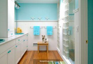 Banyo dekoru nasıl olmalı birbirinden güzel fikirler!