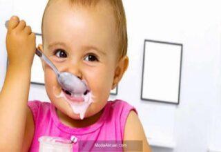 Bebeklere yoğurt nasıl yapılır organik sütleri tercih edin!