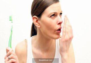Sabah ağız kokusu neden olur diş eti iltihabı sebebi olabilir!